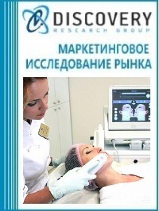Анализ рынка оборудования для безоперационной подтяжки лица в России