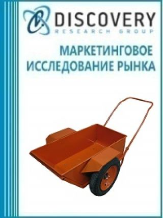 Анализ рынка тележек промышленных и строительных в России