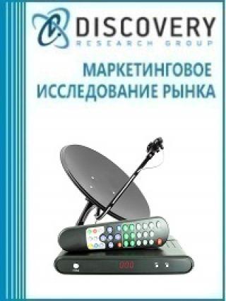Анализ рынка услуг связи для целей эфирного вещания в России