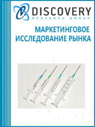 Анализ рынка медицинских шприцев и игл в России (с предоставлением базы импортно-экспортных операций)