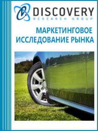 Анализ рынка шин в России по типоразмерам: итоги 2012 г.