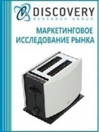 Маркетинговое исследование - Анализ рынка мелкой кухонной бытовой техники для приготовления пищи и напитков в России