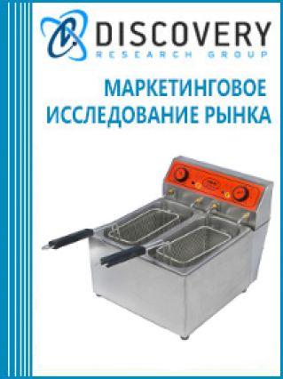 Маркетинговое исследование - Анализ рынка бытовых фритюрниц в России