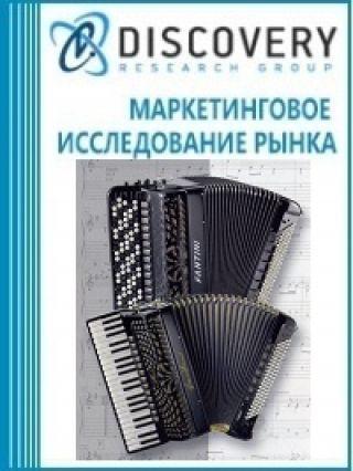 Маркетинговое исследование - Анализ рынка аккордеонов и баянов в России