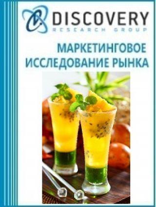 Маркетинговое исследование - Анализ рынка безалкогольных напитков в России