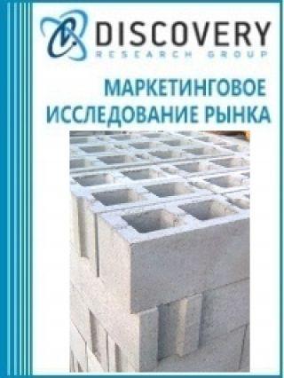 Маркетинговое исследование - Анализ рынка блоков из бетона в России
