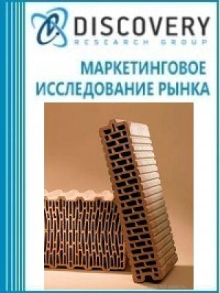 Маркетинговое исследование - Анализ рынка блоков керамических поризованных в России