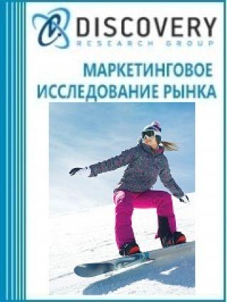 Анализ рынка ботинок лыжных и для сноуборда в России