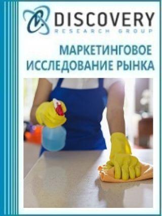 Маркетинговое исследование - Анализ рынка чистящих средств по уходу за домом и офисом в России