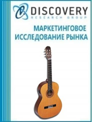 Маркетинговое исследование - Анализ рынка гитар в России