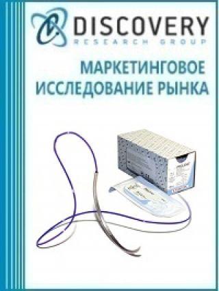 Маркетинговое исследование - Анализ рынка хирургических материалов для соединения тканей в России