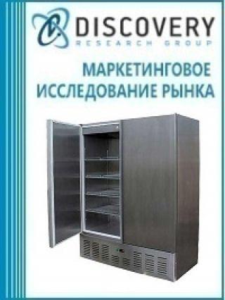 Анализ рынка холодильников и морозильников профессиональных (промышленных) в России