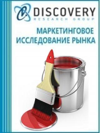 Анализ рынка кислоты акриловой и эфиров акриловой кислоты (бутилакрилат, этилакрилат, метилакрилат) в России