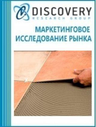 Анализ рынка клеев для керамической плитки и керамогранита в России