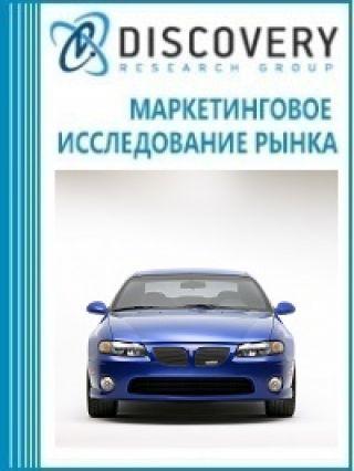 Маркетинговое исследование - Анализ рынка легковых автомобилей в России