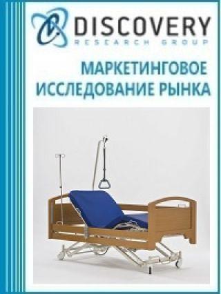 Маркетинговое исследование - Анализ рынка медицинских кроватей в России