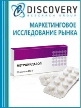 Анализ рынка метронидазола в России