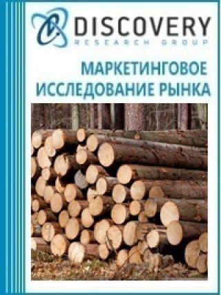Маркетинговое исследование - Анализ рынка необработанной древесины в России