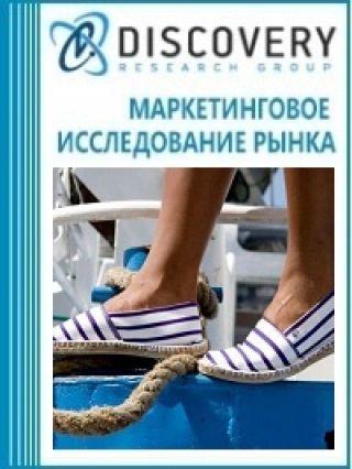 Маркетинговое исследование - Анализ рынка обуви с верхом из текстильных материалов в России
