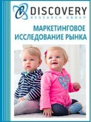 Маркетинговое исследование - Анализ рынка одежды для детей младшего возраста в России