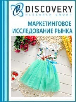 Маркетинговое исследование - Анализ рынка платьев и юбок в России