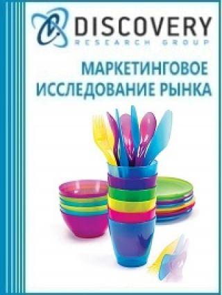 Маркетинговое исследование - Анализ рынка посуды (пластиковой) из пластмасс в России