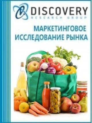 Маркетинговое исследование - Анализ рынка продуктов питания долгого хранения в России