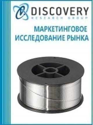 Маркетинговое исследование - Анализ рынка проволоки из недрагоценных металлов для дуговой электросварки в России