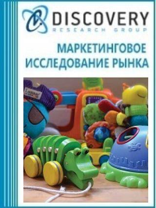 Маркетинговое исследование - Анализ рынка розничной торговли товарами для детей в России