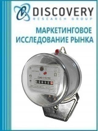 Маркетинговое исследование - Анализ рынка счетчиков газа, жидкости и электроэнергии в России