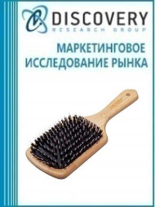 Маркетинговое исследование - Анализ рынка щетины свиной или кабаньей в России