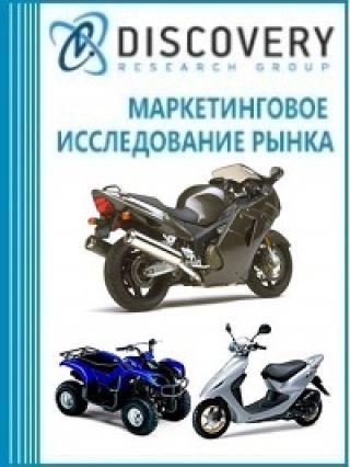 Маркетинговое исследование - Анализ рынка сетевой торговли мототехникой в России