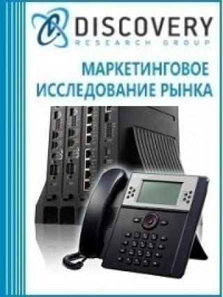 Анализ рынка сетевой торговли оборудованием и услугами связи в России