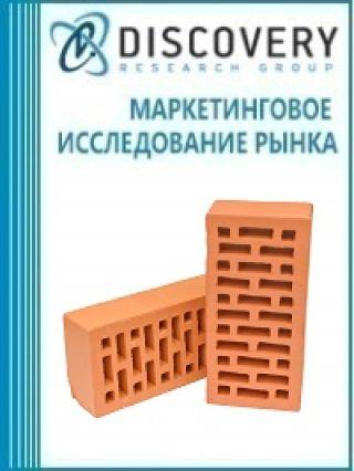 Маркетинговое исследование - Анализ рынка штучных стеновых материалов: кирпич керамический и силикатный, ячеистые бетоны, прочие в России