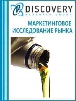 Маркетинговое исследование - Анализ рынка синтетических масел на основе полиальфаолефинов (ПАОМ) в России