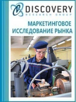 Маркетинговое исследование - Анализ рынка специального среднего образования в России