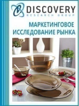 Маркетинговое исследование - Анализ рынка стеклянной посуды в России