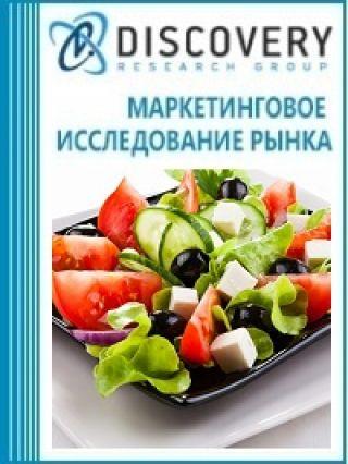 Маркетинговое исследование - Анализ рынка свежих салатов в России