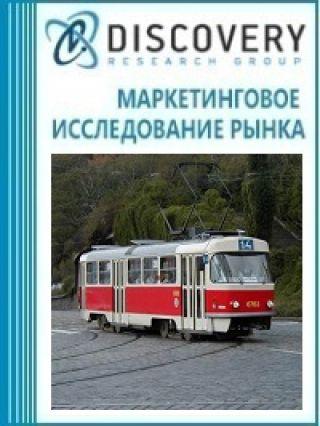 Маркетинговое исследование - Анализ рынка трамвайных перевозок в России