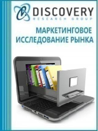 Маркетинговое исследование - Анализ рынка услуг по обработке данных в России
