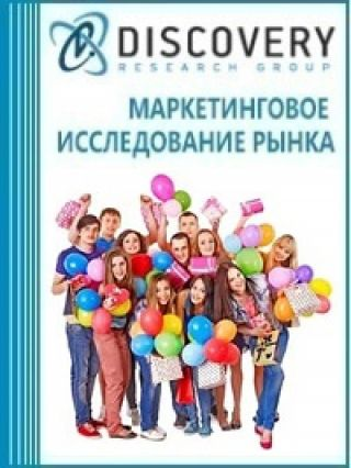 Маркетинговое исследование - Анализ рынка услуг по организации мероприятий (event-услуги) в России