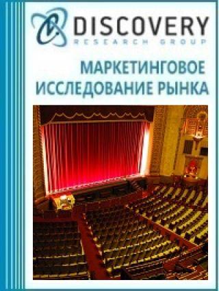 Анализ рынка услуг театров и концертных залов в России