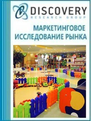 Анализ рынка услуг цирков, детских театров и других мест детского досуга в России