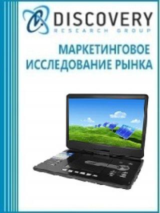 Маркетинговое исследование - Анализ рынка видеотехники: DVD-плееры и проигрыватели, видеомагнитофоны в России