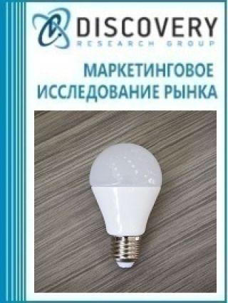 Маркетинговое исследование - Бизнес-план (экономическое обоснование) организации производства светодиодов ламп и светодиодных систем освещения