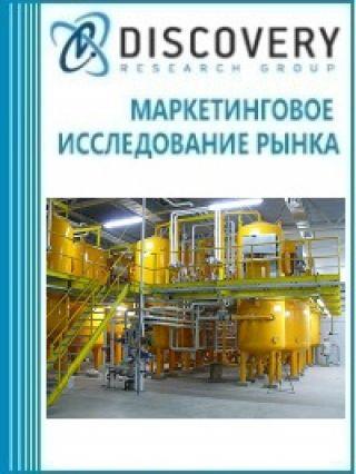 Маркетинговое исследование - Анализ рынка индустриальных лакокрасочных покрытий в России