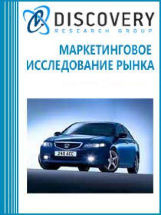 Маркетинговое исследование - Анализ парка легковых автомобилей Категория B отечественных и зарубежных марок по маркам и моделям