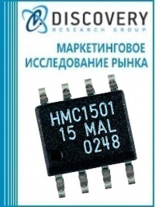 Маркетинговое исследование - Анализ рынка магниторезистивных датчиков измерения тока, положения объекта, угла (датчиков углового и линейного перемещения) в России