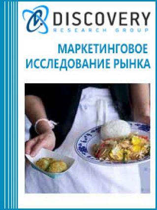 Анализ рынка street-food в Москве