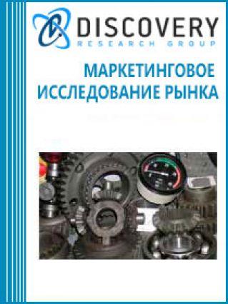 Маркетинговое исследование - Анализ рынка автокомпонентов в России